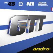 andro岸度安度GTT 45 乒乓球胶皮套胶(全面型选手使用)
