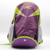 KASON 凱勝 FBJK012-3 紫色款羽毛球包多功能雙肩背包