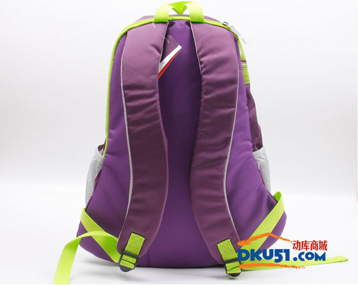 KASON 凯胜 FBJK012-3 紫色款羽毛球包多功能双肩背包