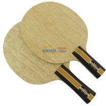 Nittaku尼塔库 无字板碳素木吉他 乒乓球底板(底板中经典结构)