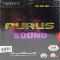 Tibhar挺拔龍吟 怪獸軟型 Aurus Sound乒乓球內能套膠