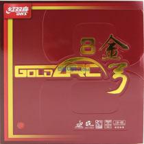 紅雙喜 金弓8  乒乓球膠皮套膠(進攻型德系澀性)