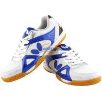 BUTTERFLY蝴蝶 UTOP-9 專業乒乓球鞋 白藍經典