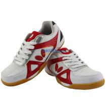 蝴蝶BUTTERFLY 红白款 UTOP-9 专业乒乓球鞋 乒乓球运动鞋