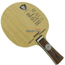XIOM驕猛 終極煞EXTREME S專業七夾 純木乒乓球拍 底板 一錘定音的大殺器