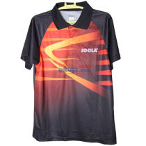 JOOLA優拉 蝶舞 693 乒乓球比賽球服 運動短袖 2017新款 紅色款
