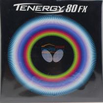 蝴蝶T80FX(Tenergy 80-FX)05940乒乓球套胶(均衡至上