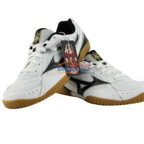 2017新款美津浓专业乒乓球鞋 CROSSMATCH PLIO RX3 81GA163009 黑金款