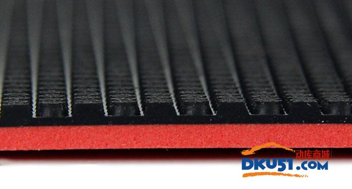 大和TSP 红海绵正胶 Spinpips RED 20832 轻量型正胶套胶