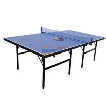 雙魚樂捷501V單折疊式 專業室內乒乓球臺 乒乓球桌(包郵)