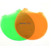 乒乓球胶皮保护膜 双面连体护膜(不带粘性)