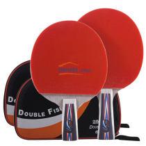 双鱼 6D 乒乓球拍 成品拍 进攻型(单只装送拍套)