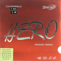 Sword世奥得 无机HERO 无机 乒乓球反胶套胶