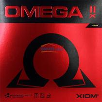 XIOM骄猛 欧米茄2X 79-048 专业乒乓球套胶 胶皮上的又一神器