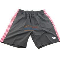 蝴蝶Butterfly专业儿童乒乓球短裤 CHD-301 黑色款