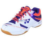 YONEX尤尼克斯 SHB-200CR 紫色/黄色 男女同款羽毛球鞋