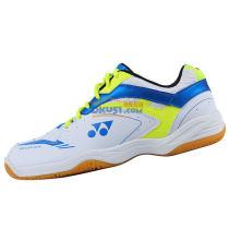 YONEX尤尼克斯 SHB-400C 白蓝 男女同款羽毛球鞋