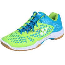 YONEX尤尼克斯 SHB03EX 藍/酸橙 男女款羽毛球鞋(舒適透氣 耐磨防滑)