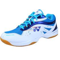 YONEX尤尼克斯 SHB-280CR 白藍款 男女同款羽毛球鞋 輕質中底 緩壓減震