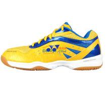 YONEX尤尼克斯 SHB-280CR 黃藍款 男女同款羽毛球鞋 輕質中底 緩壓減震
