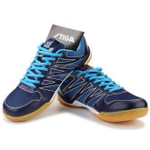 STIGA斯帝卡 CS-3621 专业乒乓球运动鞋 蓝色款 2017新款