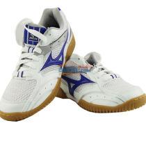 美津浓专业乒乓球鞋 CROSSMATCH PLIO RX3 81GA143027 蓝色款