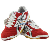 ASICS爱世克斯 TPA325-2393 红色款实力王乒乓球鞋