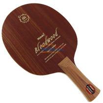 NITTAKU尼塔庫 血木 Bloodwood NC-0425 乒乓球底板(硬木+薄碳)