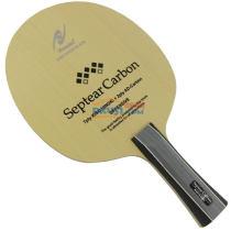 NITTAKU尼塔库超级碳素 Septear Carbon C-0413 乒乓球底板(绝妙手感,快人