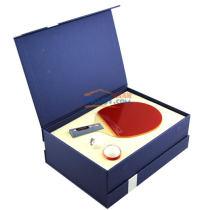 紅雙喜狂飆 NO.1/NO.2 乒乓球拍 禮盒裝成品拍