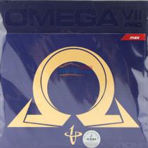 XIOM驕猛 歐米茄7七專業版 OMEGA VII PRO 79-056 乒乓球套膠(無敵之速)