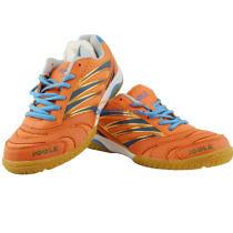 """尤拉JOOL凤凰橘色X-SPEED乒乓球鞋(缓震防滑""""脚感""""好)"""