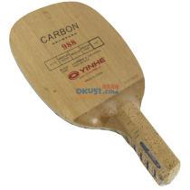 銀河988 日式碳素乒乓球拍底板(適合近臺兩面攻)
