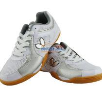 Butterfly蝴蝶 LEZOLINE-3 白色專業乒乓球鞋 炫出時尚