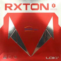 LOKI雷神 锐龙一 RXTON I 乒乓球套胶 超高容错 极强稳定