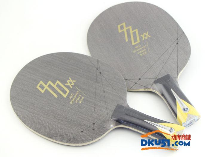 銀河 970XX KLC 黃芳碳乒乓球底板(經典重現)