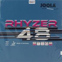 JOOLA優拉 雷霆48 Rhyzer 48 乒乓球套膠(力量充沛 動力十足)