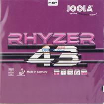 JOOLA優拉 雷霆43 Rhyzer 43 乒乓球套膠(力量充沛 動力十足)