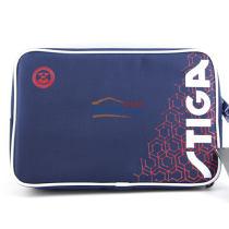 STIGA 斯帝卡 CP-7W22 藏青款專業乒乓球雙層方拍套