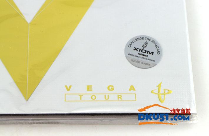 XIOM骄猛金V 唯佳VEGA TOUR乒乓球胶皮球拍反胶套胶79-060
