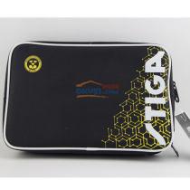 STIGA 斯帝卡 CP-7W11 黑色款专业乒乓球双层方拍套