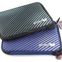 蝴蝶Butterfly TBC-3012 两色可选 斜条纹单层乒乓球拍套