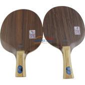友谊729 玫瑰7 乒乓球拍底板(中远台底劲足 借力好 性能全面)贵木面材,手感清晰,底劲足!