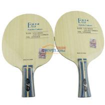 友谊729 蓝芳碳ALC 5木2碳纤维 乒乓球拍底板(出球快 底劲足)