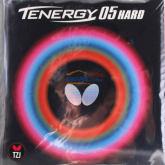 蝴蝶加硬T05 HARD 06030(TENERGY.T05 HARD)乒乓球反胶套胶(波尔、李尚洙