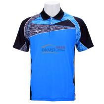 MIZUNO美津浓 82CT8010-24 蓝色乒乓球比赛服