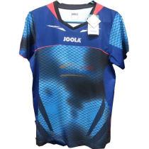JOOLA 尤拉 771 麒麟 藍色款乒乓球服 觸感柔順 透氣排汗