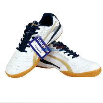 Tibhar挺拔 01918 白蓝 新T飞翔系列乒乓球鞋 减震防滑 耐磨透气