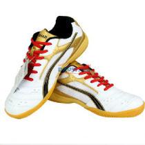 Tibhar挺拔 01918 白金 新T飞翔系列乒乓球鞋 减震防滑 耐磨透气