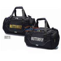 BUTTERFLY蝴蝶 BTY-312 乒乓球小旅行包 0209黑白色0211黑黃色